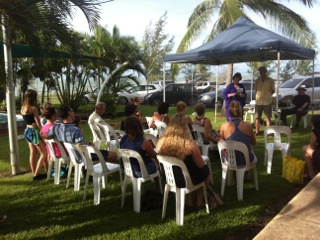 Darwin Trail Magic' Launch