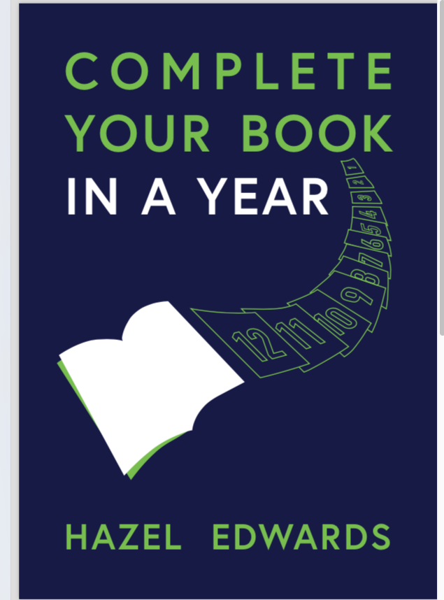 Complete Your Book in a Year
