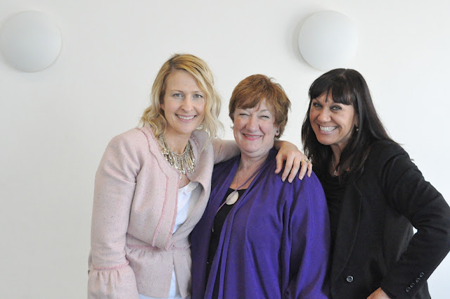 Canberra Readers' Festival: Tania Mc Cartney, Hazel & Anita Heiss