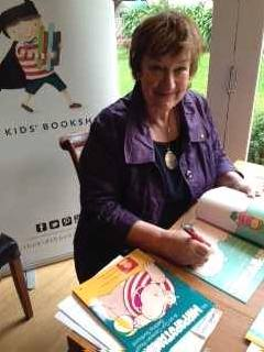 National Bookshop Day signing at The Kids'Bookshop.