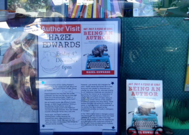 Traralgon Bookstore Window