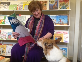 Lachie the Reading Dog: Nillumbik Literacy festival