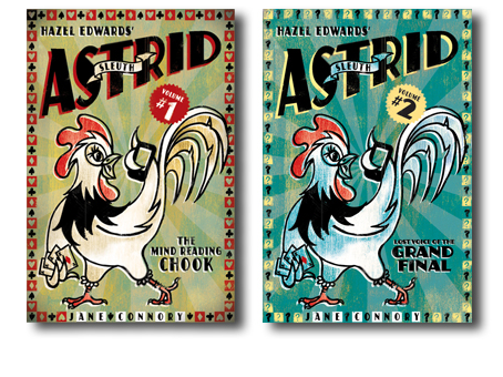 Astrid the Mind Reading Sleuth