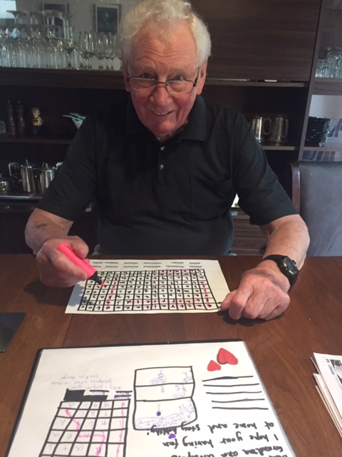 Grandfather Word Games